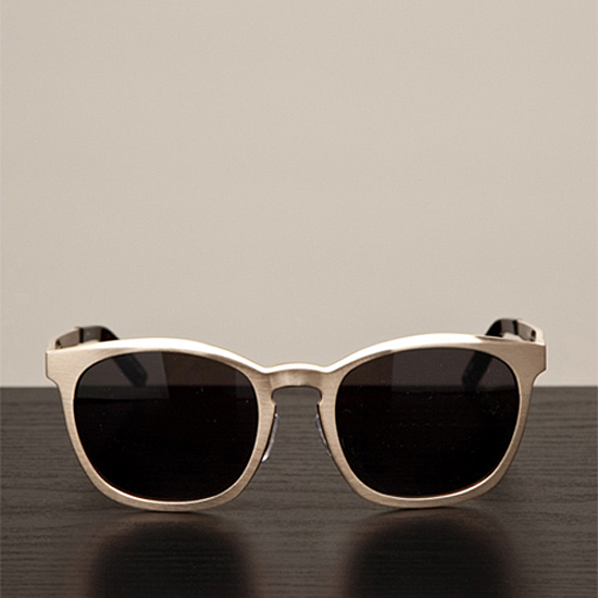 Alexander Wang Wayfarer in Gold, $286