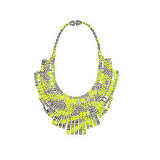 Tom Binns Slap Dash Swarovski Crystal Bib Necklace, $1,900
