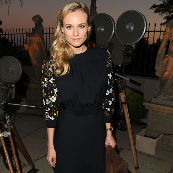 Diane Kruger Pictures at Miu Miu Party With Hailee Steinfeld