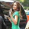 Miranda Kerr Pictures at Meeting With Harvey Weinstein