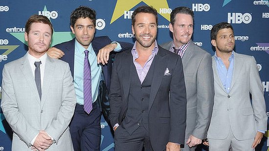 "Video: Mark Wahlberg and the Entourage Stars Premiere ""the Best Season So Far"""