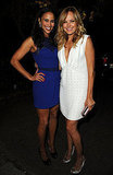 Malin Akerman and Paula Patton at a Miu Miu party.