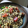 Millet, Lentil, and Tomato Salad Recipe