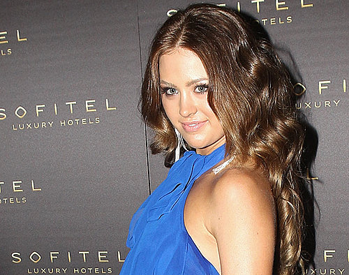 2010 Miss Universe Australia Jesinta Campbell Let's Us Snoop Inside Her Makeup Bag