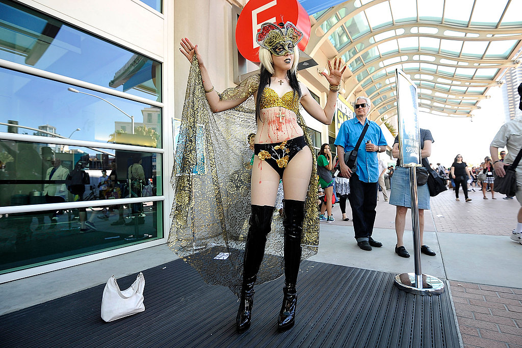 Geek Shot: Pictures From Inside Comic-Con