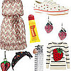 Summertime Strawberry-Inspired Style