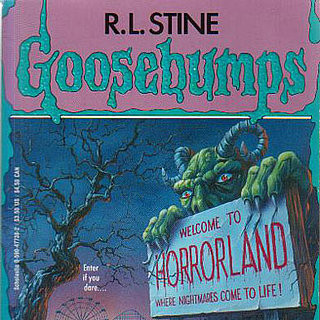 Scary Kids' Books From the '80s and '90s