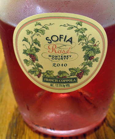 2010 Francis Ford Coppola Winery Sofia Rosé