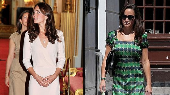 Video: Kate Middleton Views Her Wedding Dress While Pippa Goes For a Run