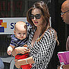 Miranda Kerr Pictures With Flynn Bloom