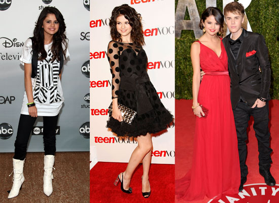 Selena Gomez Turns 19: Scope Her Sweet to Sexy Style!