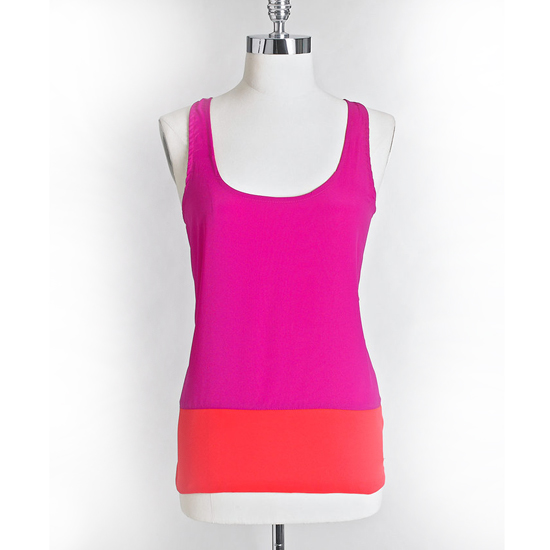 Love Ady Colorblock Tank Top, $48