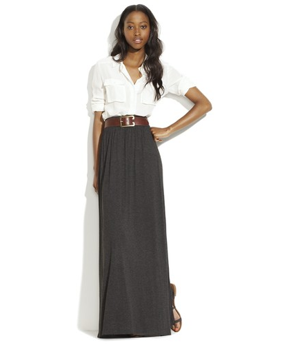 Best Basics: Maxi Skirt