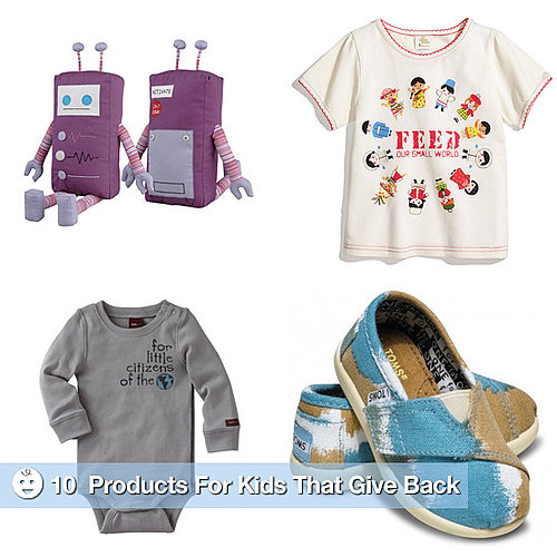 Kids Products Benefitting Charitable Causes