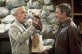 Hector Elizondo and Tim Allen in ABC's Last Man Standing.  Photo copyright 2011 ABC, Inc.