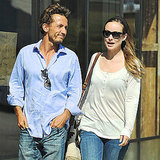 Olivia Wilde met up with Tao Ruspoli in Venice Beach.