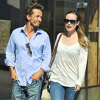 Olivia Wilde and Ex Tao Ruspoli Meet Up in LA Pictures