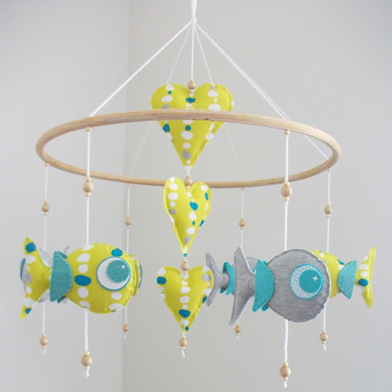 Under the Sea - Fish Mobile ($169)
