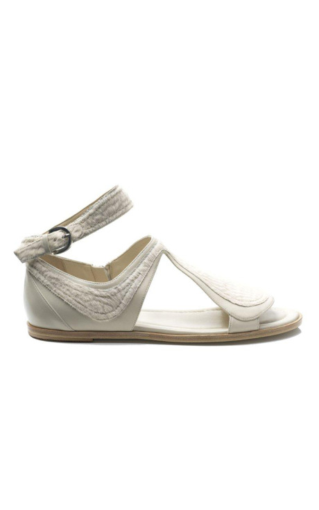 Flat Tongue Sandal, $438