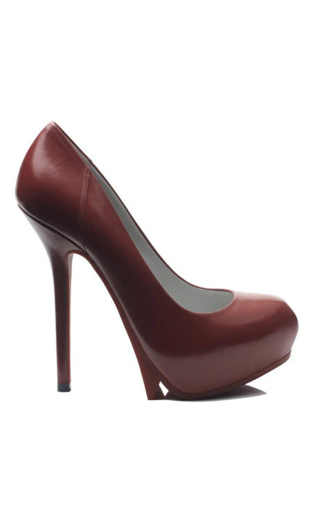 Stiletto Pump, $495