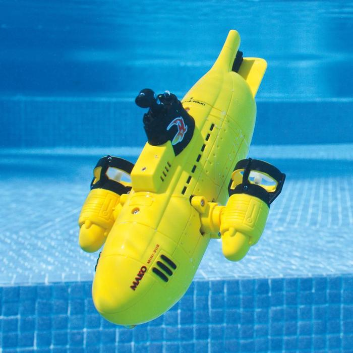 RC Submarine ($40)