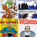 Comic Book Winners of the 2011 Eisner Awards