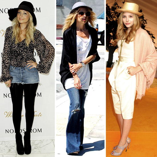 Top Off Your Look With a Chic Summer Hat