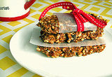 Apple Granola Bars