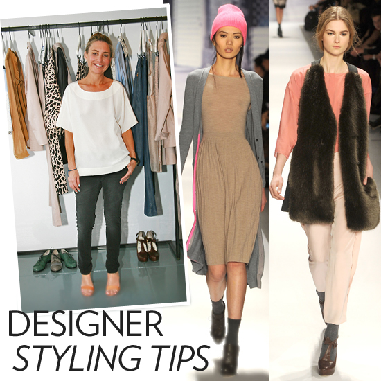 Tibi Designer Amy Smilovic Shows Us How to Get Styled