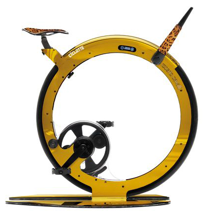 Roberto Cavalli Designs Ciclotte Exercise Bike