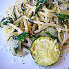 Zucchini Spaghetti Recipe 2011-07-29 11:28:28