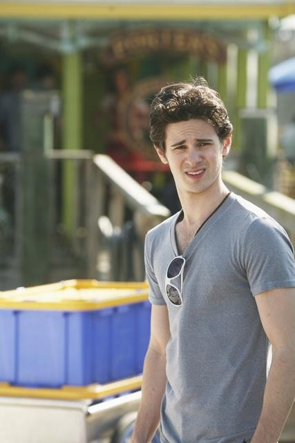 Connor Paolo in ABC's Revenge.  Photo copyright 2011 ABC, Inc.