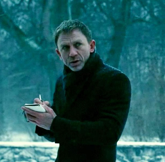 Mikael Blomkvist, The Girl With the Dragon Tattoo