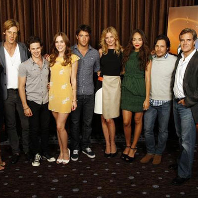 Revenge Pictures From TCA 2011