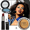 Get Lauryn Hill's Blue Eye Shadow Makeup Look
