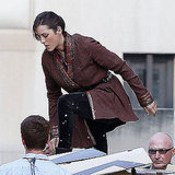 Marion Cotillard Finds Herself in the Middle of the Dark Knight Action