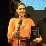 Angelina Jolie at Sarajevo Film Festival With Brad Pitt