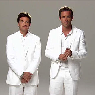 Ryan Reynolds and Jason Bateman Promo For The Change-Up