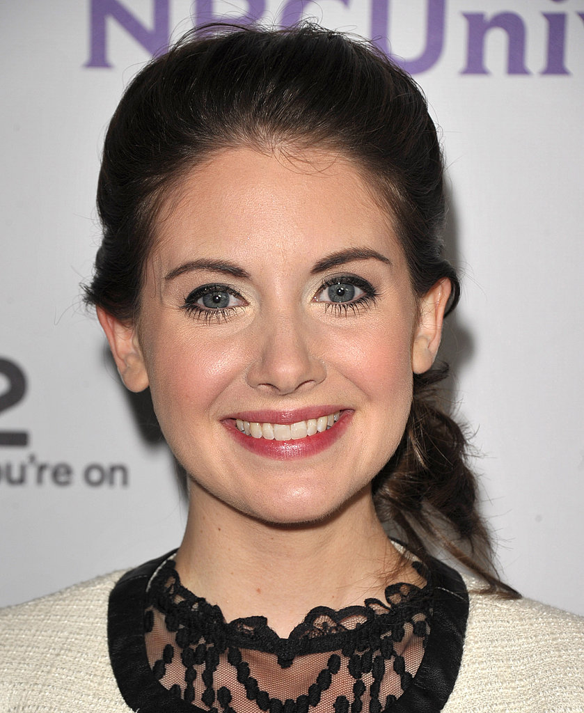 Alison Brie of Community.