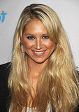 Anna Kournikova at NBC party.