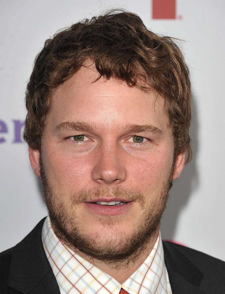 Chris Pratt of Parks and Recreation.