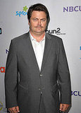 Nick Offerman from Parks and Recreation.