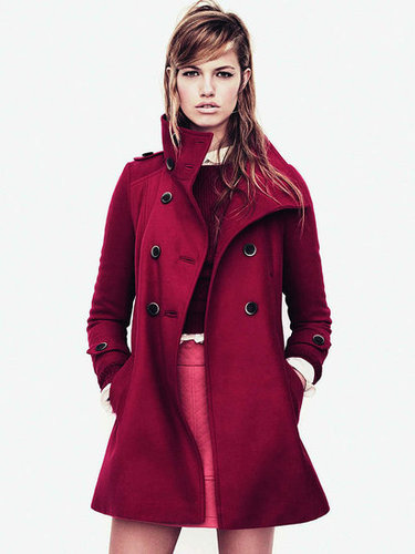 Zara Fall 2011 Lookbook Campaign — Stella Tennant [Pictures]