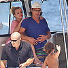 Britney Spears and Jason Trawick Boating Pictures