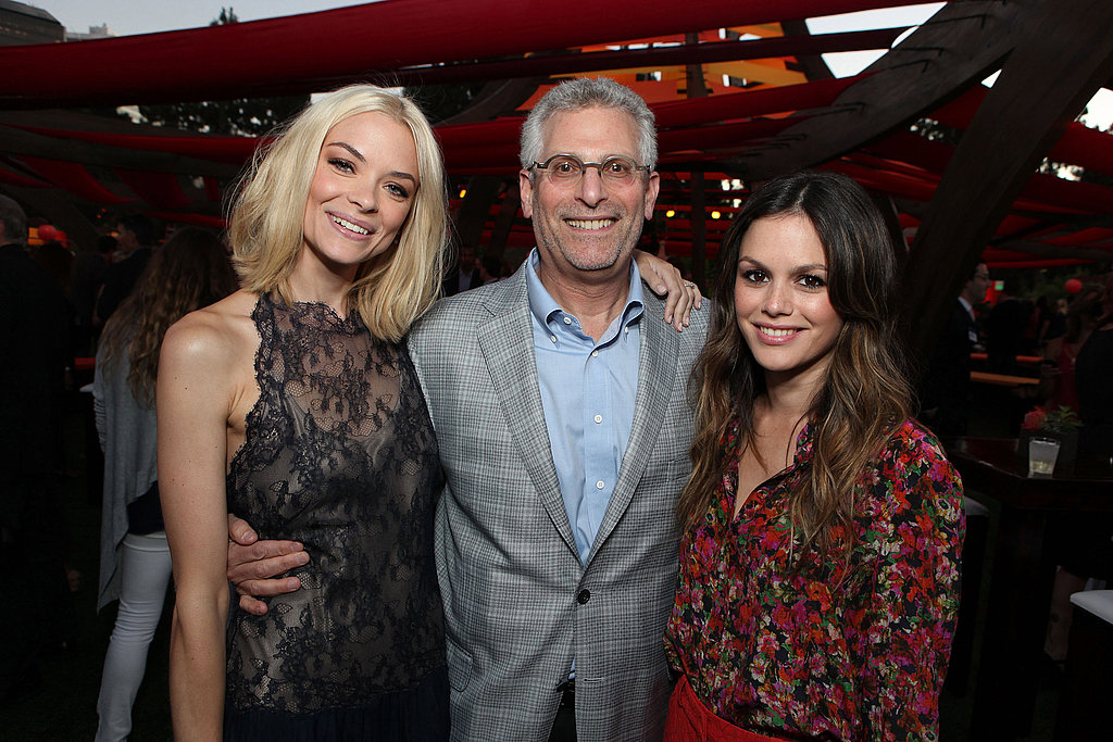 Rachel Bilson and SMG Join the Fun at CW, CBS, and Showtime's Summer TCA Bash