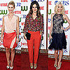 Rachel Bilson and Emmy Rossum Pictures at TCA Party
