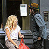 Sienna Miller and Tom Sturridge Hold Hands in London Pictures
