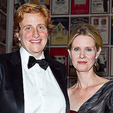 Cynthia Nixon and Christine Marinoni