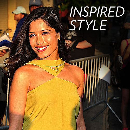 Freida Pinto Style Stalk: See The Actresses Best Red Carpet Moments Over the Years!