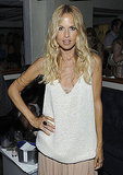 Rachel Zoe in her resort designs.